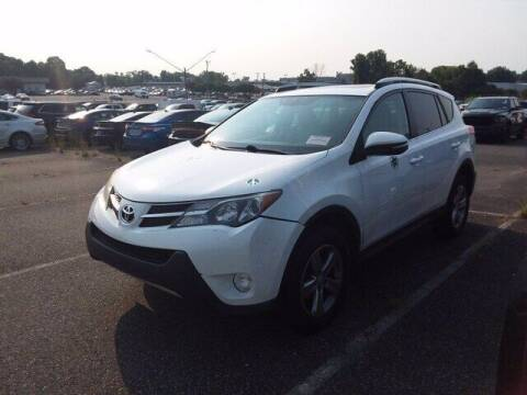 2013 Toyota RAV4 for sale at Hickory Used Car Superstore in Hickory NC