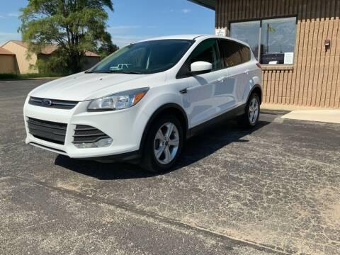 2014 Ford Escape for sale at Stein Motors Inc in Traverse City MI