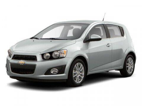 2012 Chevrolet Sonic for sale at Mike Murphy Ford in Morton IL