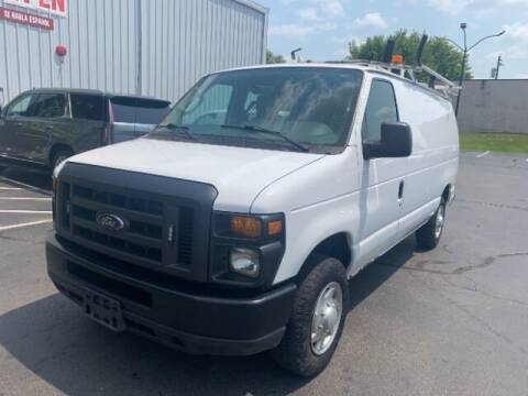 2013 Ford E-Series Cargo for sale at Dixie Imports in Fairfield OH