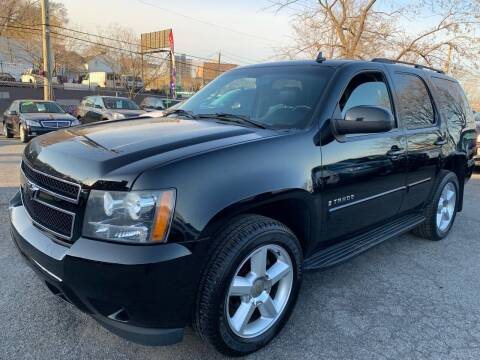 2008 Chevrolet Tahoe for sale at TD MOTOR LEASING LLC in Staten Island NY