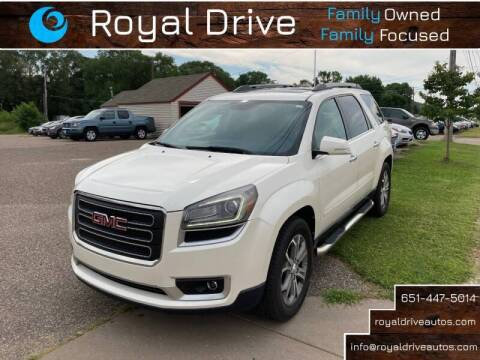 2014 GMC Acadia for sale at Royal Drive in Newport MN