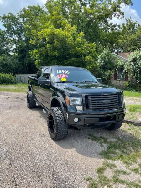 2012 Ford F-150 for sale in Waco, TX