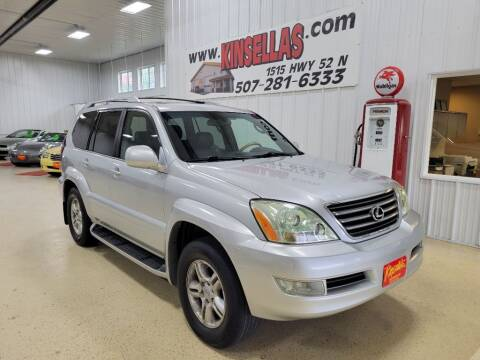 2006 Lexus GX 470 for sale at Kinsellas Auto Sales in Rochester MN