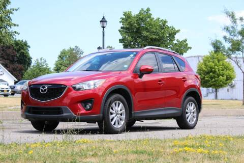 2015 Mazda CX-5 for sale at Great Lakes Classic Cars & Detail Shop in Hilton NY