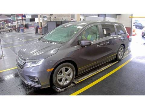 2018 Honda Odyssey for sale at Adams Auto Group Inc. in Charlotte NC