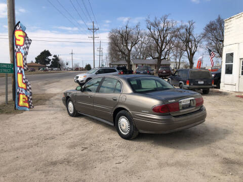 2000 Buick LeSabre for sale at Imperial Auto of Marshall in Marshall MO