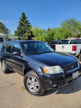 2003 Ford Escape for sale at JR Auto in Brookings SD