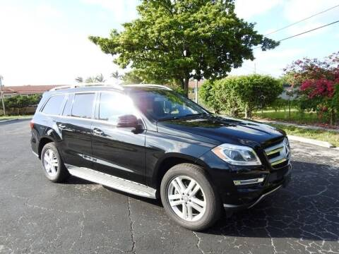 2014 Mercedes-Benz GL-Class for sale at SUPER DEAL MOTORS 441 in Hollywood FL