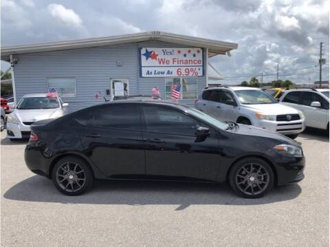 2016 Dodge Dart for sale at My Value Car Sales in Venice FL