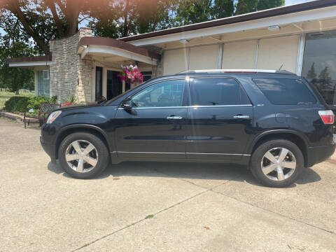2012 GMC Acadia for sale at Midway Car Sales in Austin MN