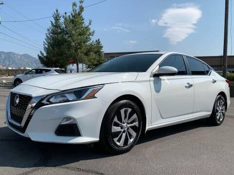 2019 Nissan Altima for sale at Ultimate Auto Sales Of Orem in Orem UT