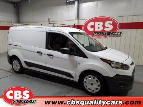 2018 Ford Transit Connect Cargo for sale at CBS Quality Cars in Durham NC