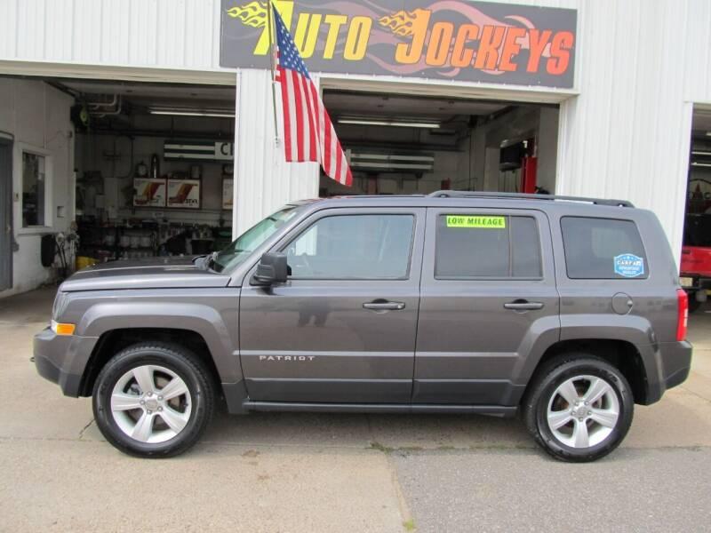 2014 Jeep Patriot for sale at AUTO JOCKEYS LLC in Merrill WI