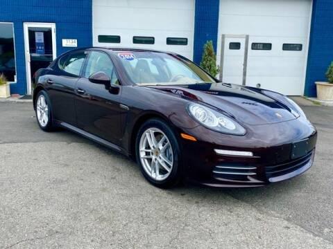 2014 Porsche Panamera for sale at Saugus Auto Mall in Saugus MA