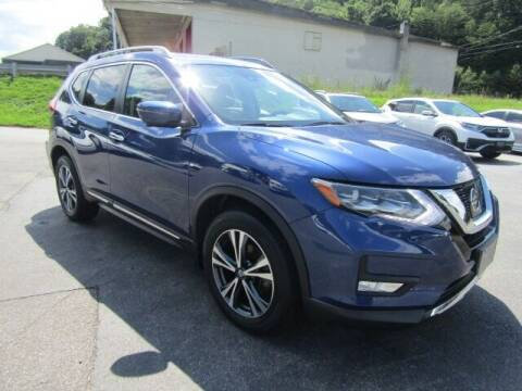 2017 Nissan Rogue for sale at Specialty Car Company in North Wilkesboro NC