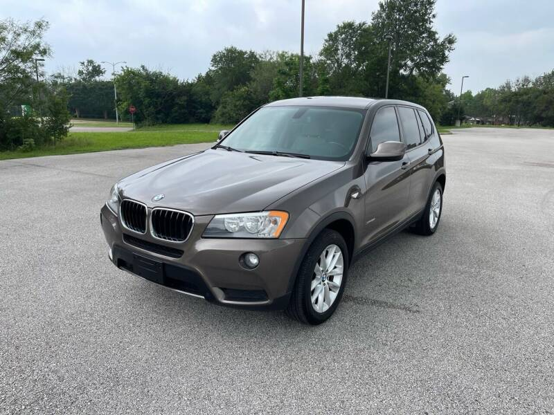 2013 BMW X3 for sale at Central Motor Company in Austin TX