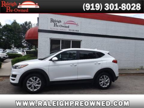 2019 Hyundai Tucson for sale at Raleigh Pre-Owned in Raleigh NC