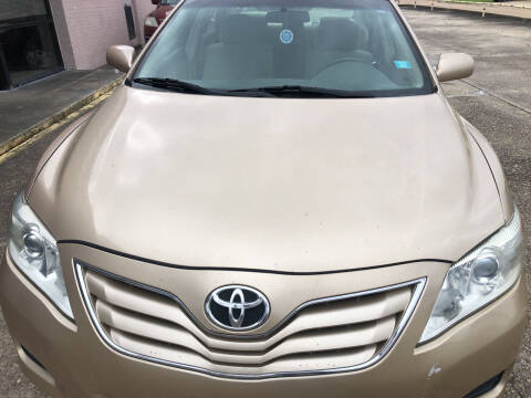 2010 Toyota Camry for sale at Quality Wholesale Center Inc in Baton Rouge LA