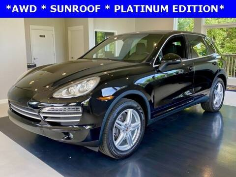 2014 Porsche Cayenne for sale at Ron's Automotive in Manchester MD