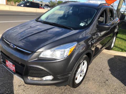 2016 Ford Escape for sale at STATE AUTO SALES in Lodi NJ