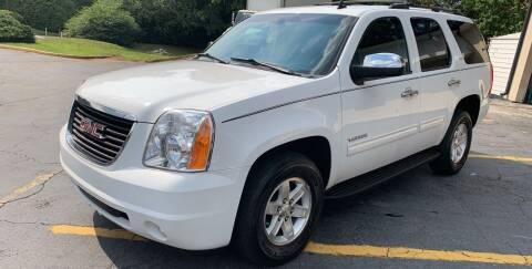 2012 GMC Yukon for sale at Peach Auto Sales in Smyrna GA