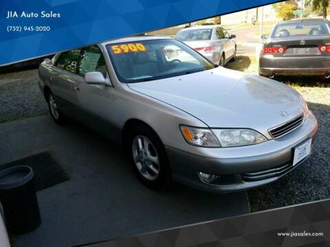 2001 Lexus ES 300 for sale at JIA Auto Sales in Port Monmouth NJ