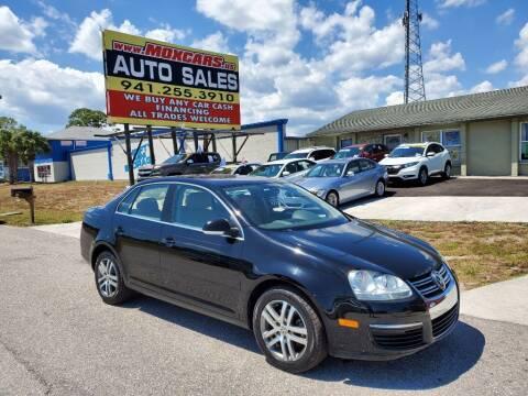 2005 Volkswagen Jetta for sale at Mox Motors in Port Charlotte FL