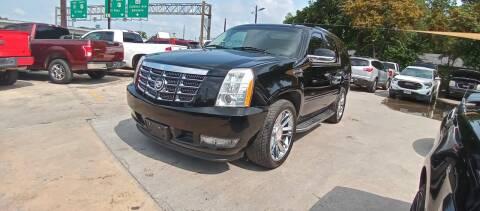 2010 Cadillac Escalade for sale at AUTOTEX FINANCIAL in San Antonio TX
