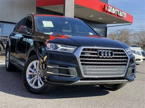 2017 Audi Q7 for sale at Gravity Autos Roswell in Roswell GA