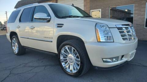 2008 Cadillac Escalade for sale at Sand Mountain Motors in Fallon NV