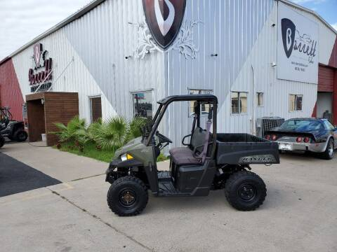 2015 Polaris Ranger ETX 570 for sale at Barrett Bikes LLC in San Juan TX