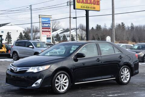 2014 Toyota Camry for sale at Broadway Garage of Columbia County Inc. in Hudson NY