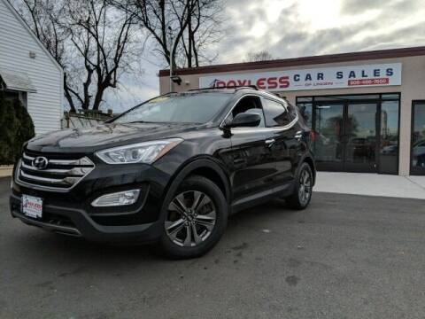 2015 Hyundai Santa Fe Sport for sale at PAYLESS CAR SALES of South Amboy in South Amboy NJ