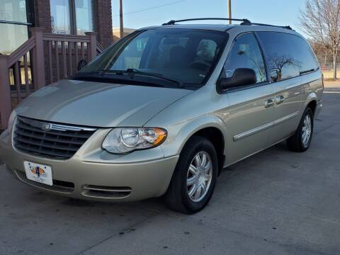 2006 Chrysler Town and Country for sale at CARS4LESS AUTO SALES in Lincoln NE