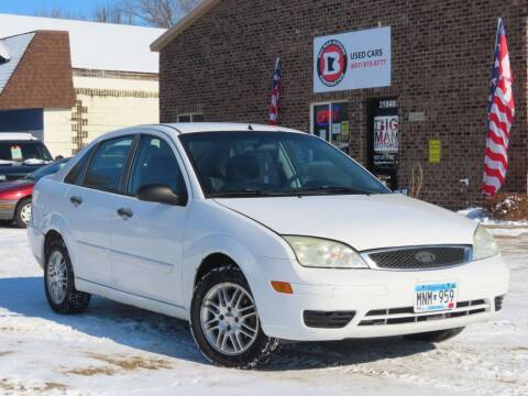 2007 Ford Focus for sale at Big Man Motors in Farmington MN