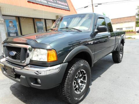 2004 Ford Ranger for sale at Super Sports & Imports in Jonesville NC