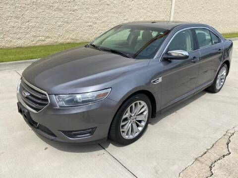 2013 Ford Taurus for sale at Raleigh Auto Inc. in Raleigh NC