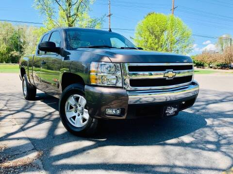 2008 Chevrolet Silverado 1500 for sale at Boise Auto Group in Boise ID