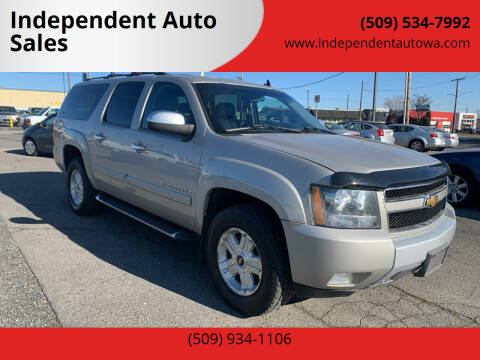 2008 Chevrolet Suburban for sale at Independent Auto Sales #2 in Spokane WA
