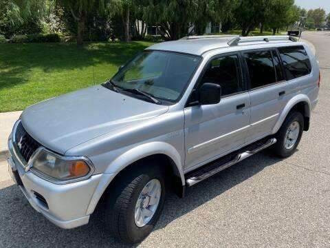 2004 Mitsubishi Montero Sport for sale at Donada  Group Inc in Arleta CA