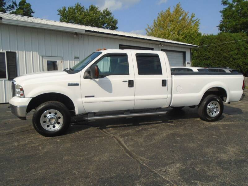 2006 Ford F-250 Super Duty for sale at NORTHLAND AUTO SALES in Dale WI