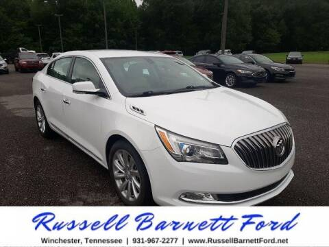 2014 Buick LaCrosse for sale at Oskar  Sells Cars in Winchester TN