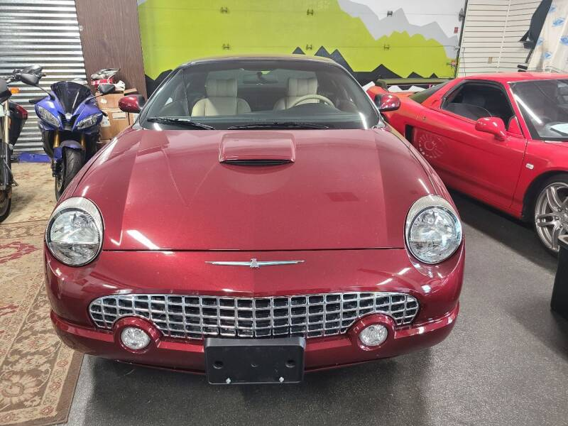 2004 Ford Thunderbird for sale at Silverline Auto Boise in Meridian ID