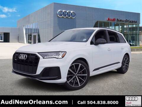 2021 Audi SQ7 for sale at Metairie Preowned Superstore in Metairie LA