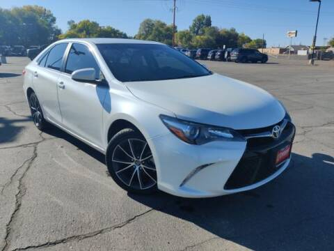 2017 Toyota Camry for sale at Rocky Mountain Commercial Trucks in Casper WY