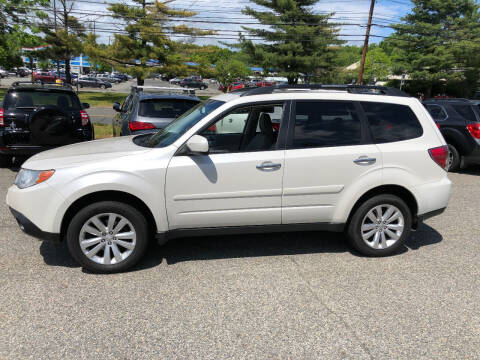 2013 Subaru Forester for sale at Matrone and Son Auto in Tallman NY