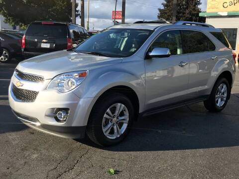 2010 Chevrolet Equinox for sale at Capitol Auto Sales in Lansing MI