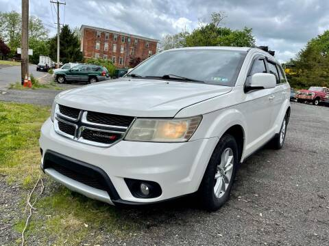 2014 Dodge Journey for sale at Mayer Motors of Pennsburg in Pennsburg PA