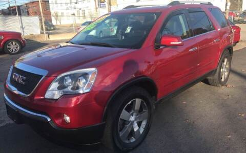 2012 GMC Acadia for sale at Independent Auto Sales in Pawtucket RI